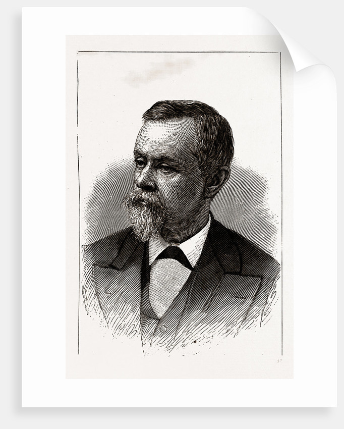 The Hon. J. Hagood, Governor-elect of South Carolina by Anonymous