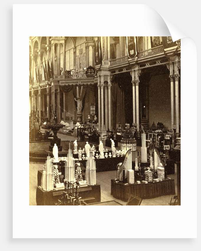 Exhibition of National Industry and Art in the Palace of Industry, Amsterdam by Anonymous
