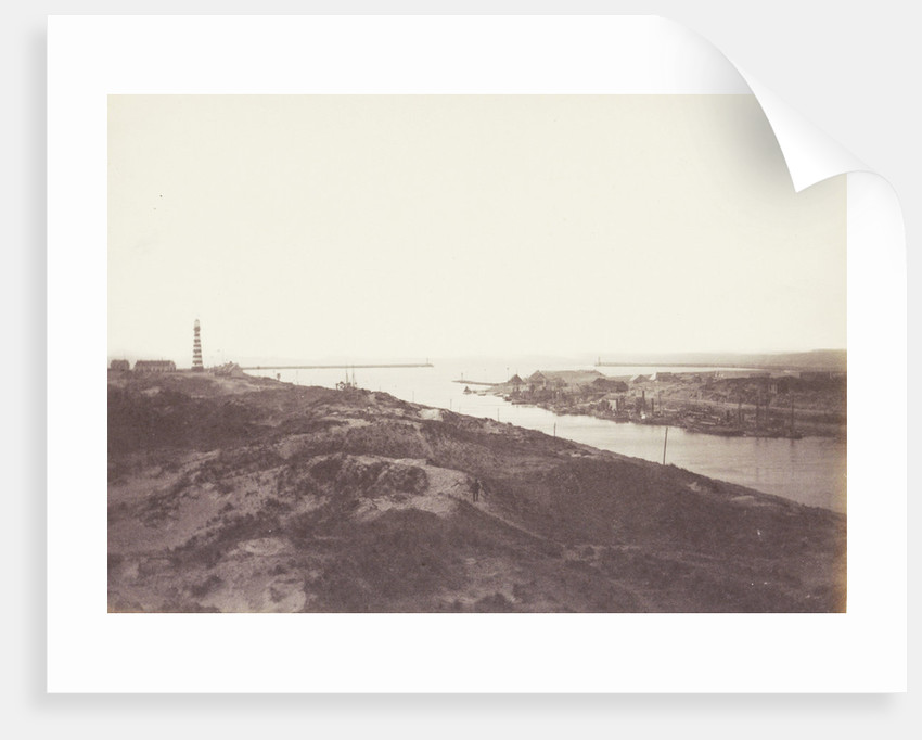 The port of IJmuiden by Anonymous