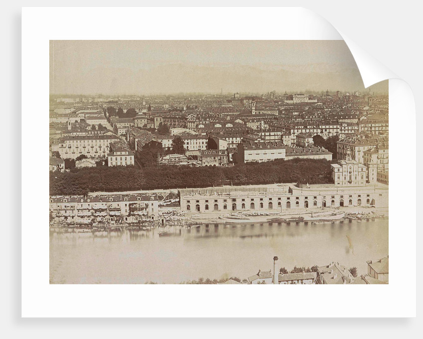 View of Turin, Italy by Anonymous