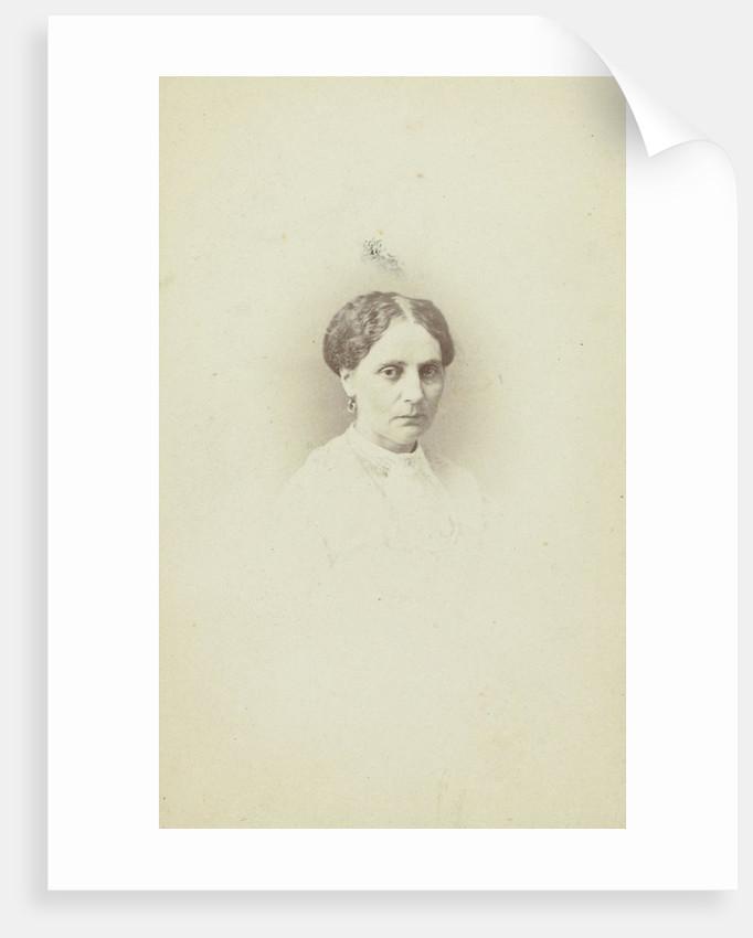 Head of a woman by Willem Frederik Vinkenbos