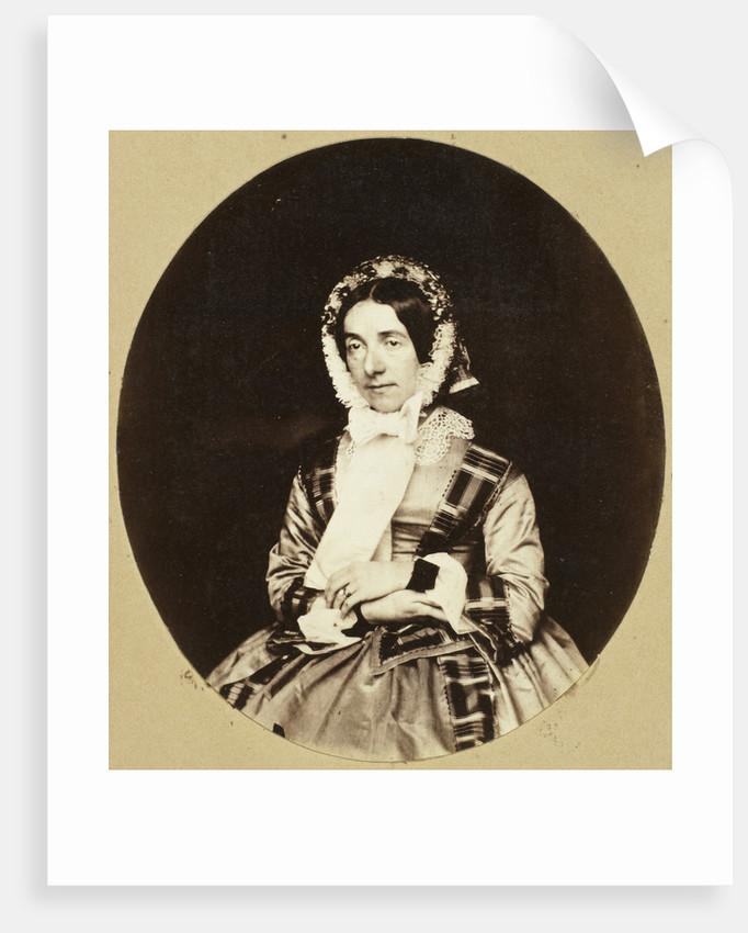 Portrait of Elisa Beer-Oppenheim by Eduard Isaac Asser