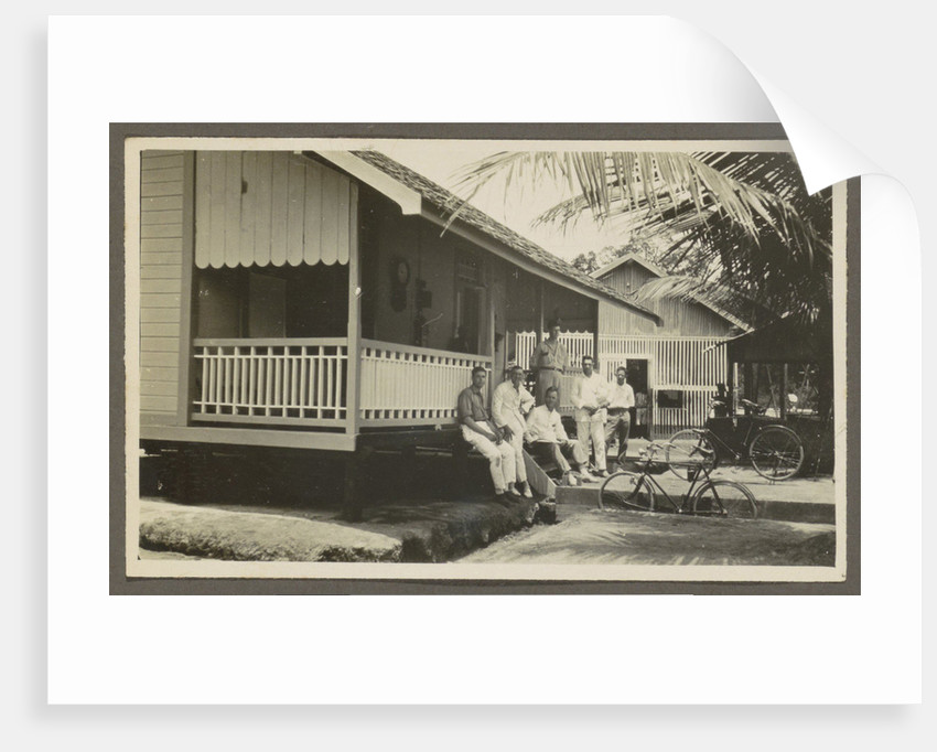 Family Album Dutch East Indies, Indonesia by Anonymous