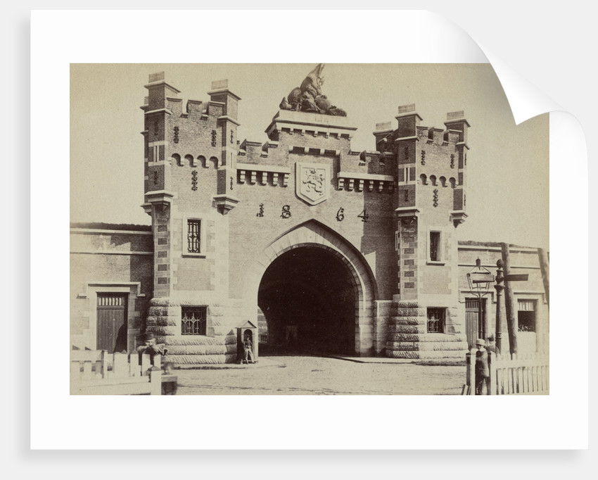 Antwerp - Porte des Fortifications by Anonymous
