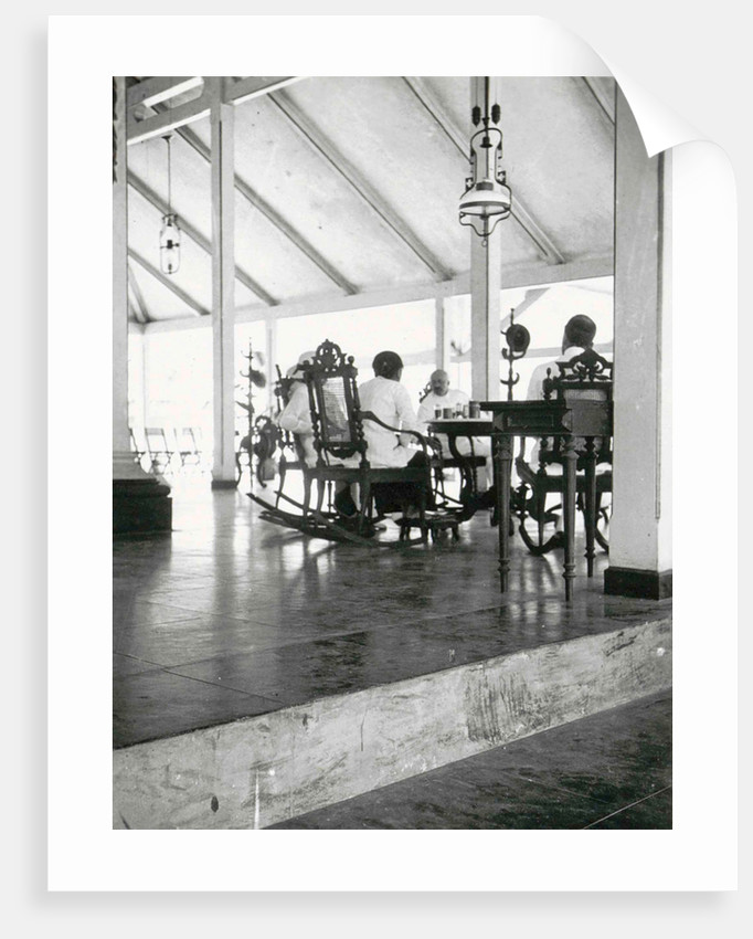 Java group in interior of Regent of Wonosobo, Indonesia by Anonymous