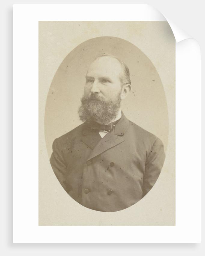 F.J.P. of Calker by Friedrich Julius von Kolkow