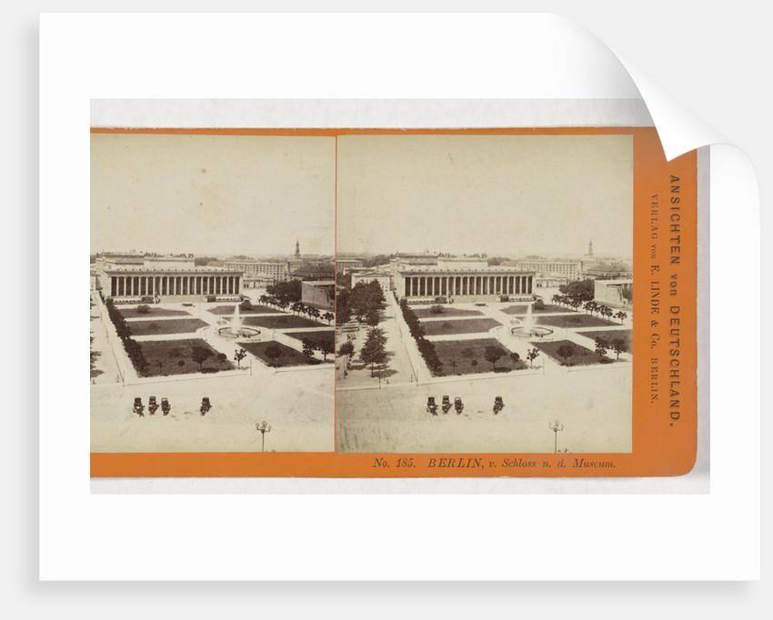 Berlin, Schloss by Johann Friedrich Stiehm