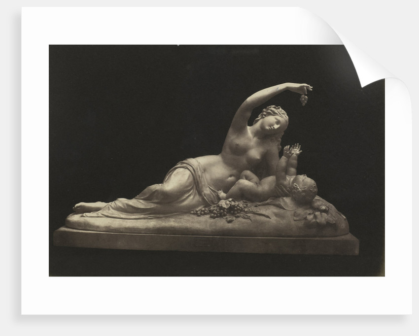 Ino and Bacchus by C.M. Ferrier & F. von Martens