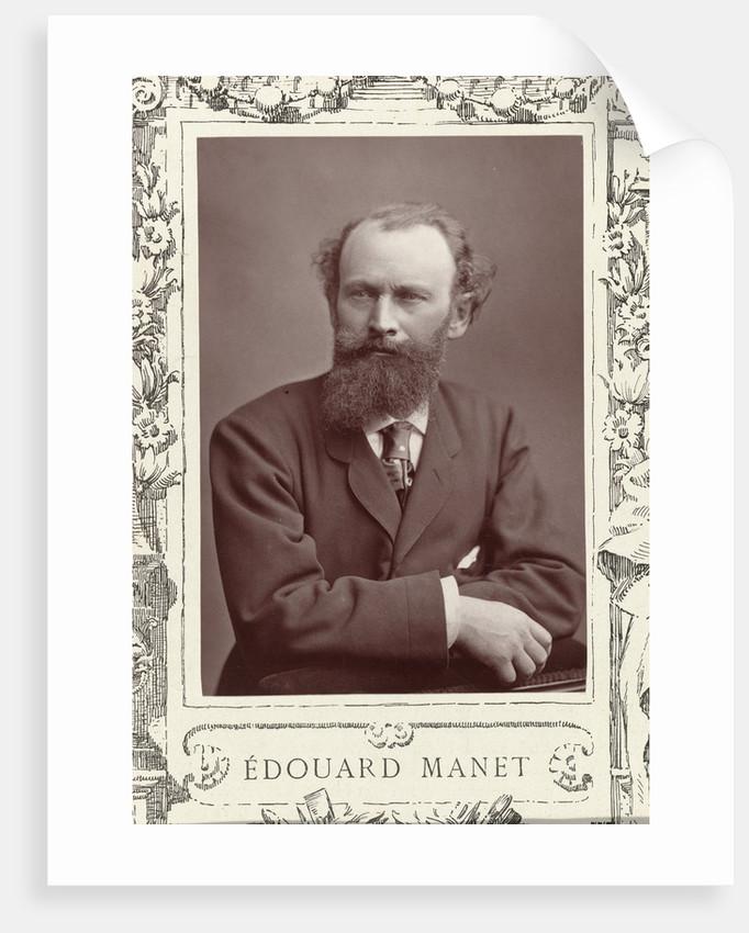 Edouard Manet by Nadar