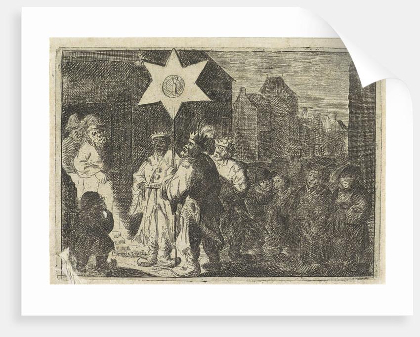 Epiphany, Driekoningen by Peter van Voorde