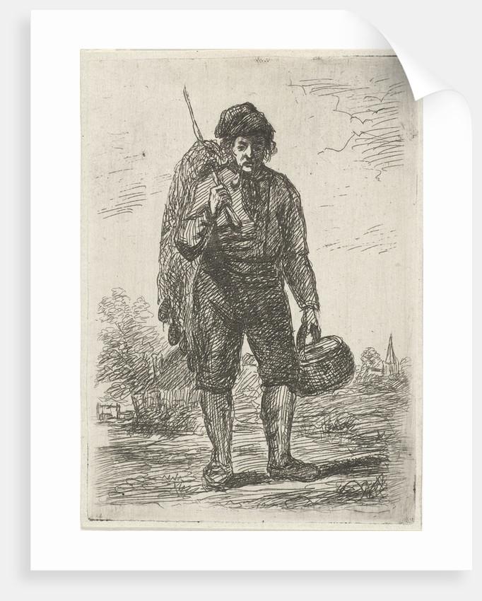 Fisherman by David van der Kellen II