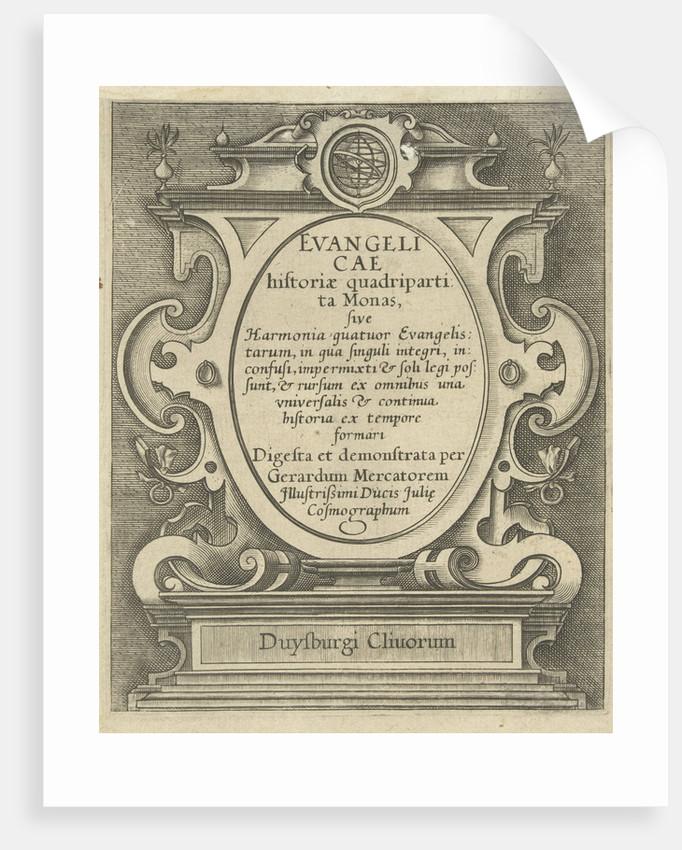 Evangelicae historiae by Anonymous
