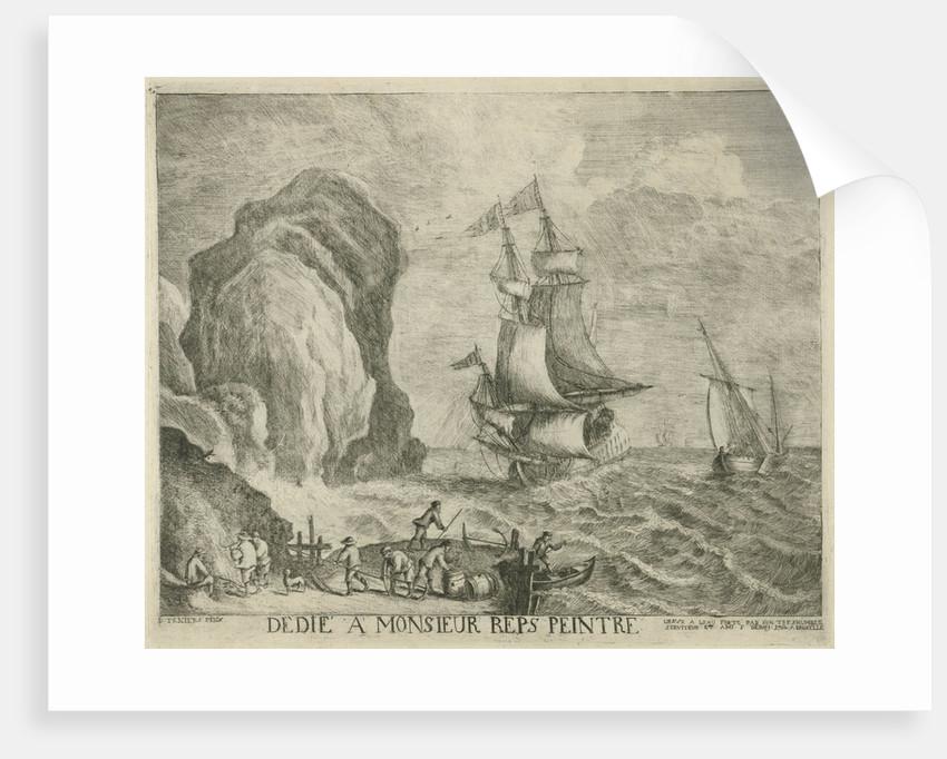 Seascape by Monsieur Reps