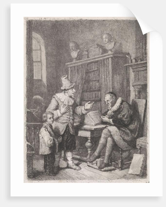 When the lawyer by David van der Kellen III