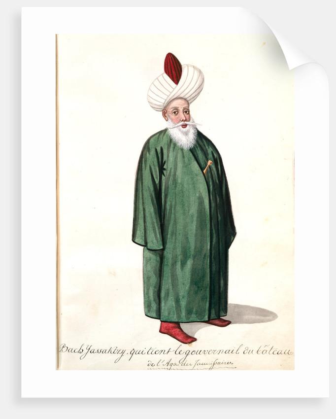Bach yassaktry by Mahmud II