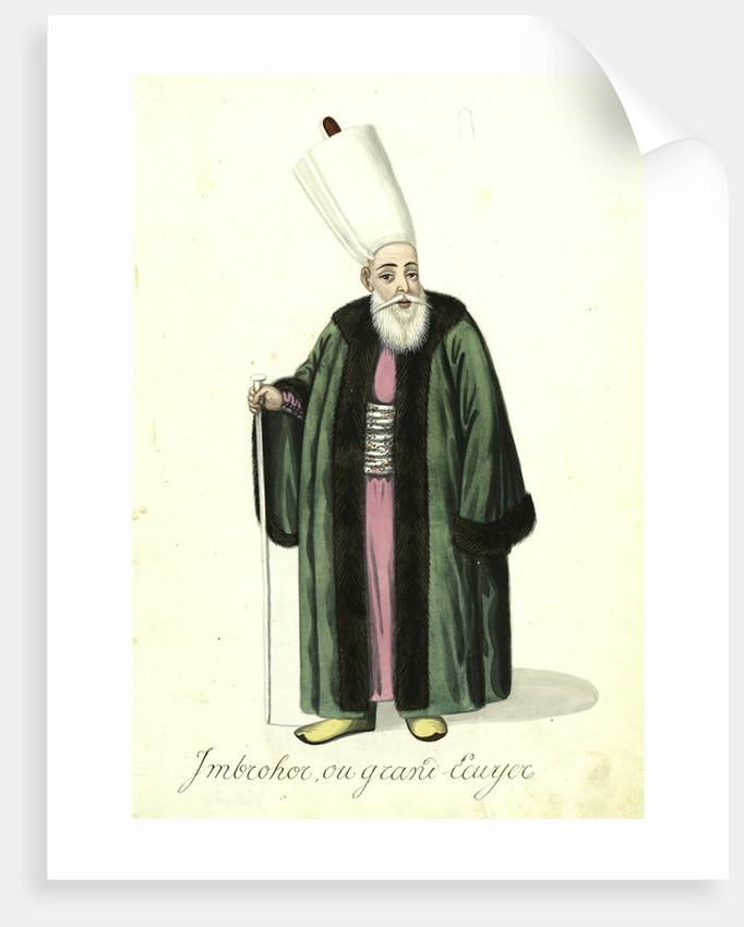 Imbrohor by Mahmud II