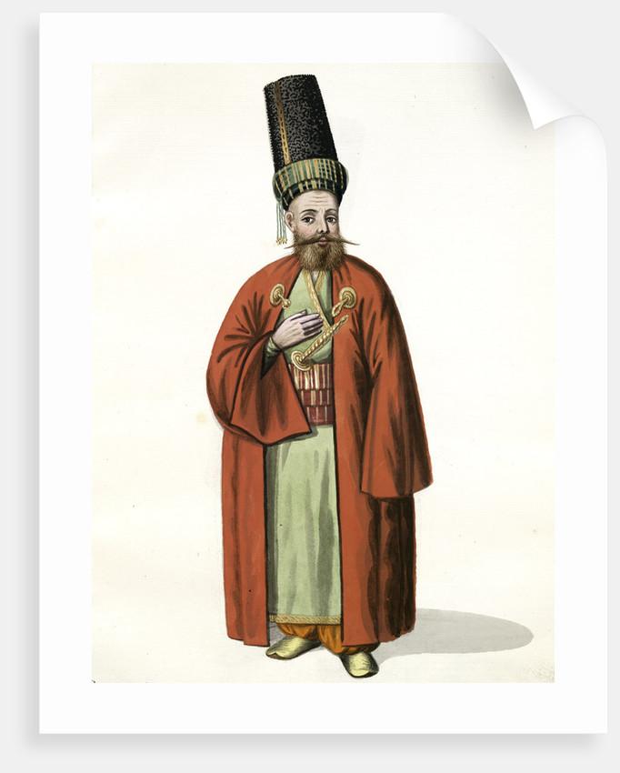 Coumbaradji by Mahmud II