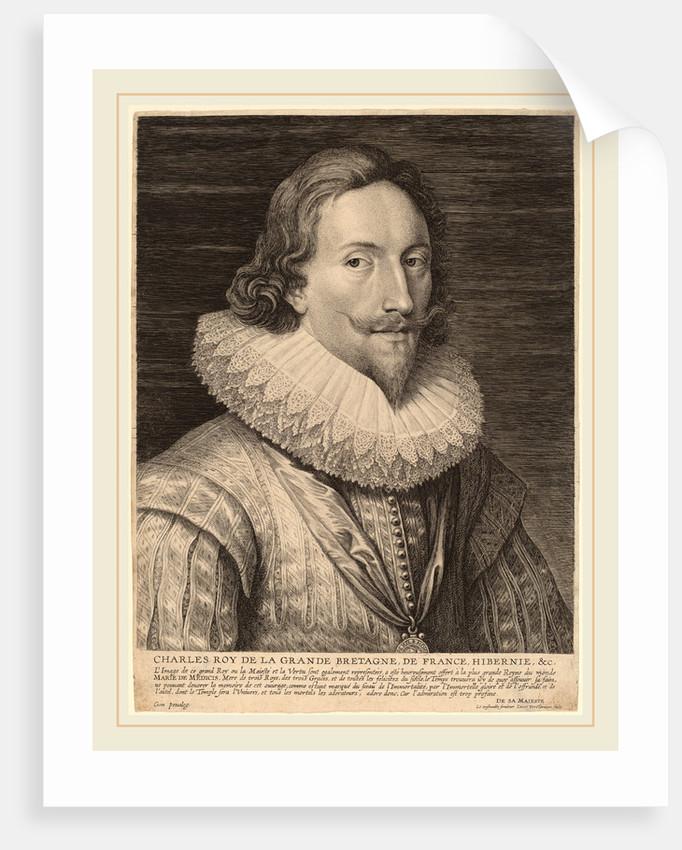 Charles I, King of England by Lucas Emil Vorsterman