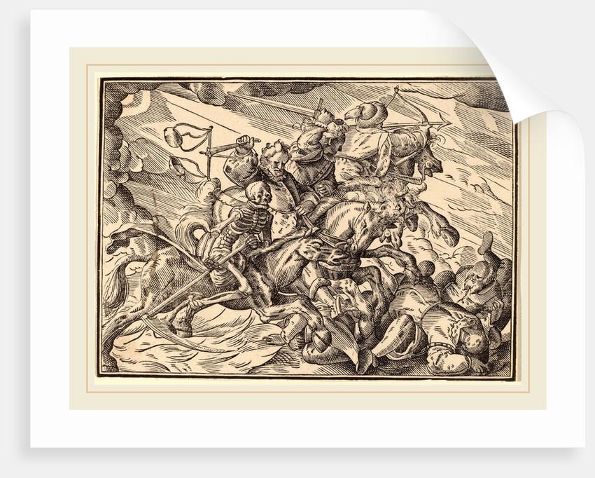 The Four Horsemen of the Apocalypse, Swiss