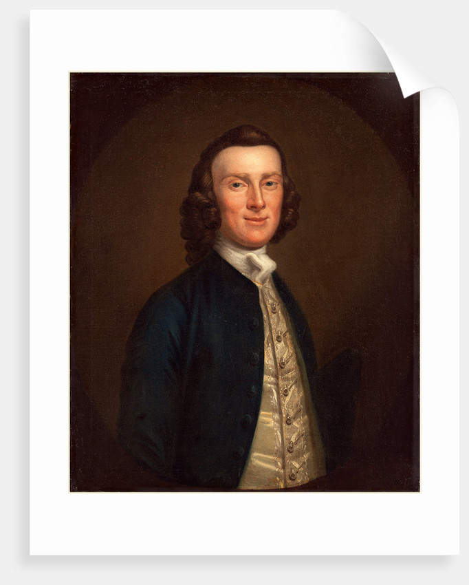 American, John Stevens by John Wollaston
