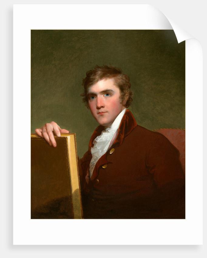 American, Horace Binney, 1800 by Gilbert Stuart