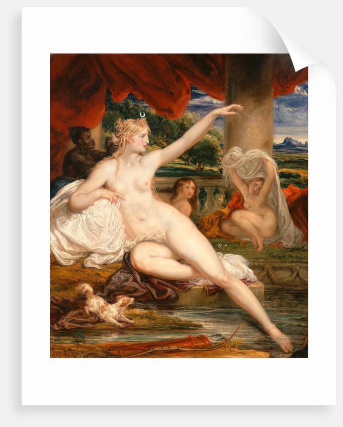 Diana at the Bath by James Ward
