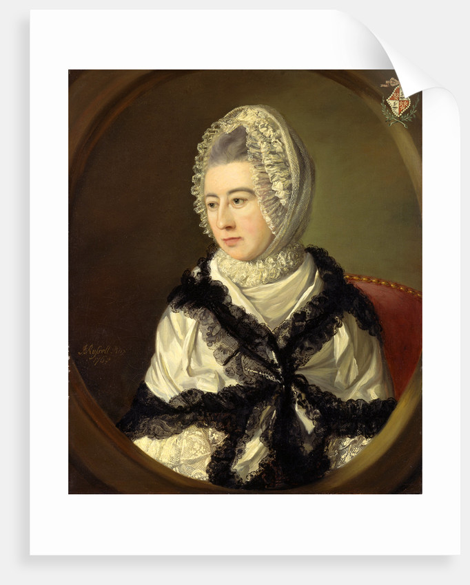 Portrait of a Lady by John Russell
