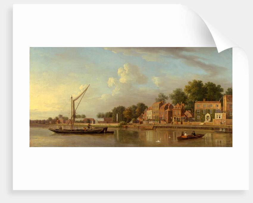 The Thames at Twickenham, London by Samuel Scott