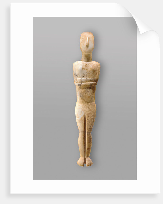 Female Figure of the Late Spedos Type by the Steiner Master