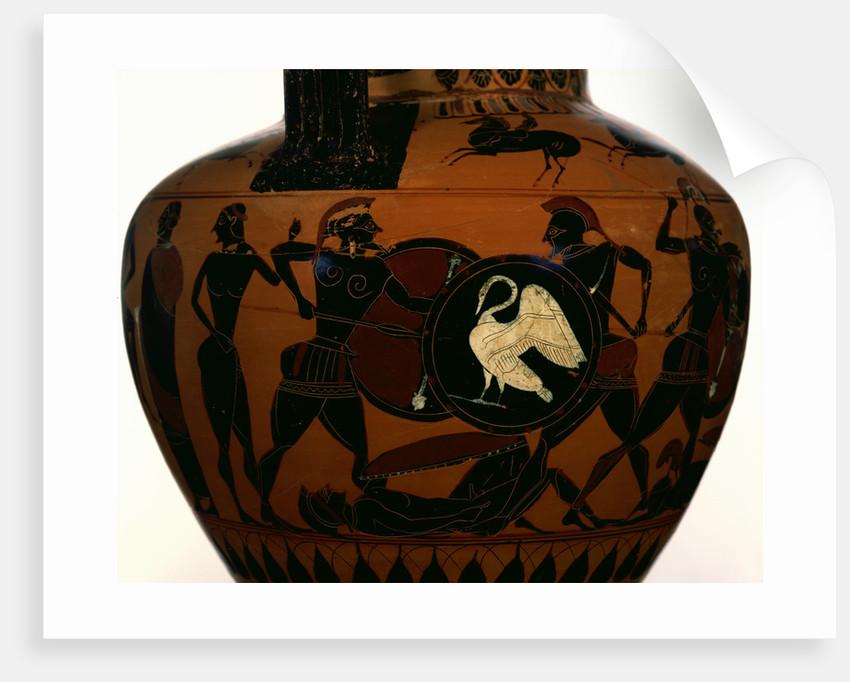 Attic Black-Figure Neck Amphora by Painter of London