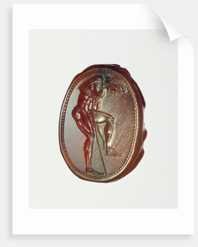 Engraved Scarab by Epimenes