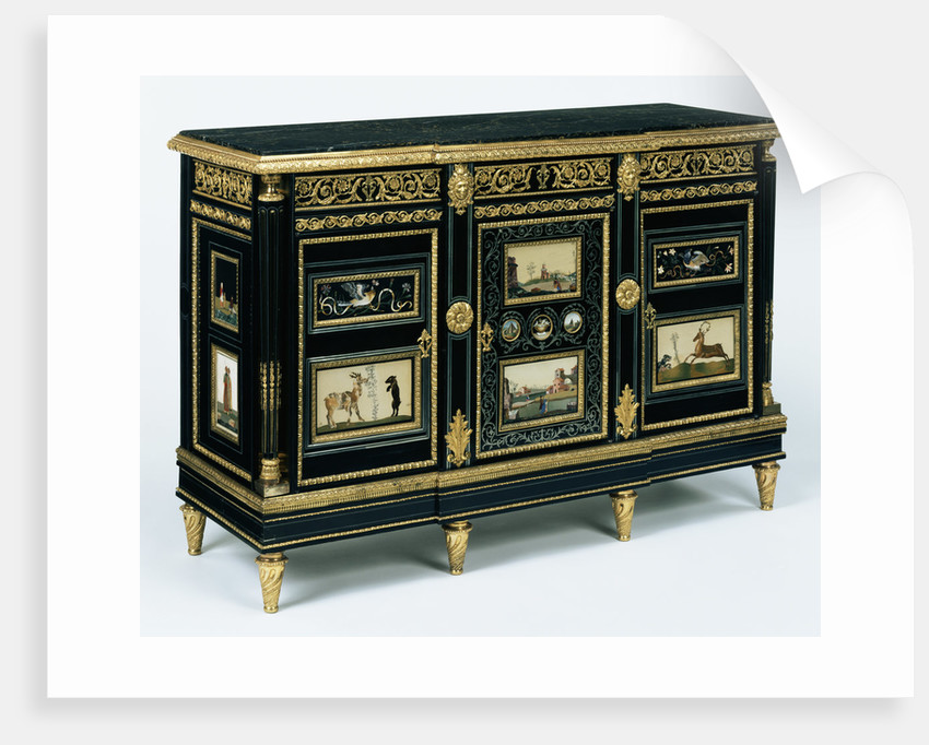 Cabinet (one of a pair) by Adam Weisweiler