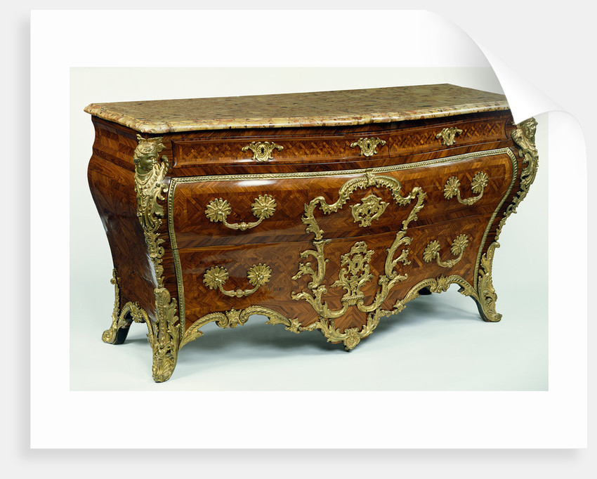 Commode by Etienne Doirat
