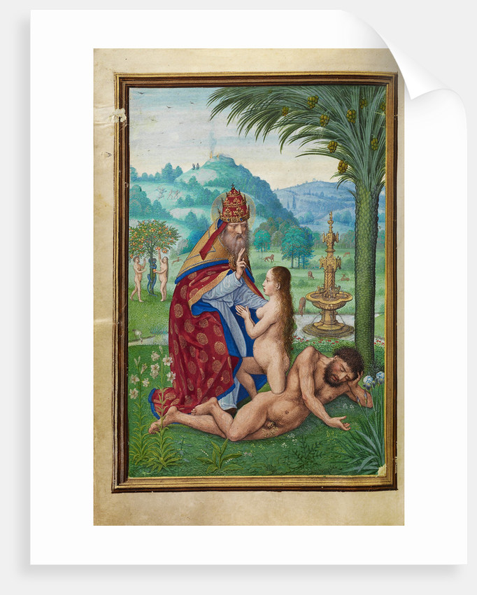Scenes from the Creation by Simon Bening