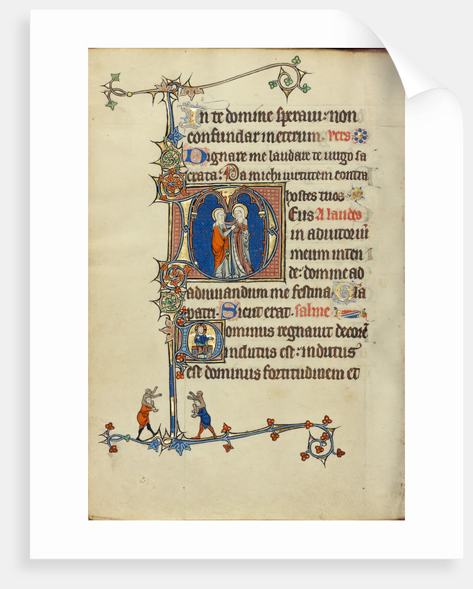 Initial D: The Visitation, Initial D: The Lord Enthroned by Anonymous