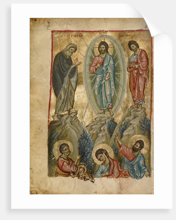 The Transfiguration by Anonymous