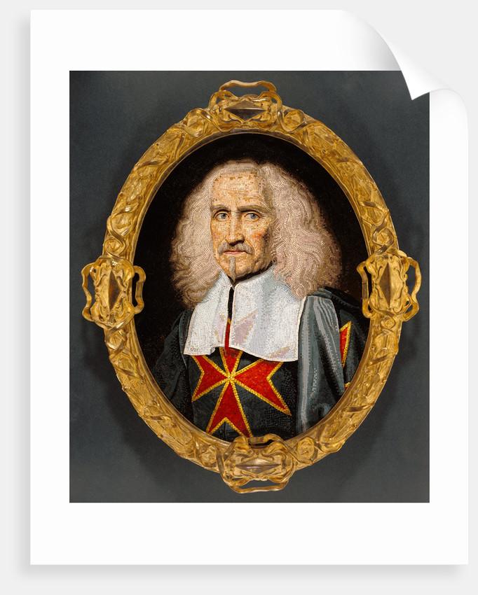 Portrait of Camillo Rospigliosi by Giovanni Battista Calandra