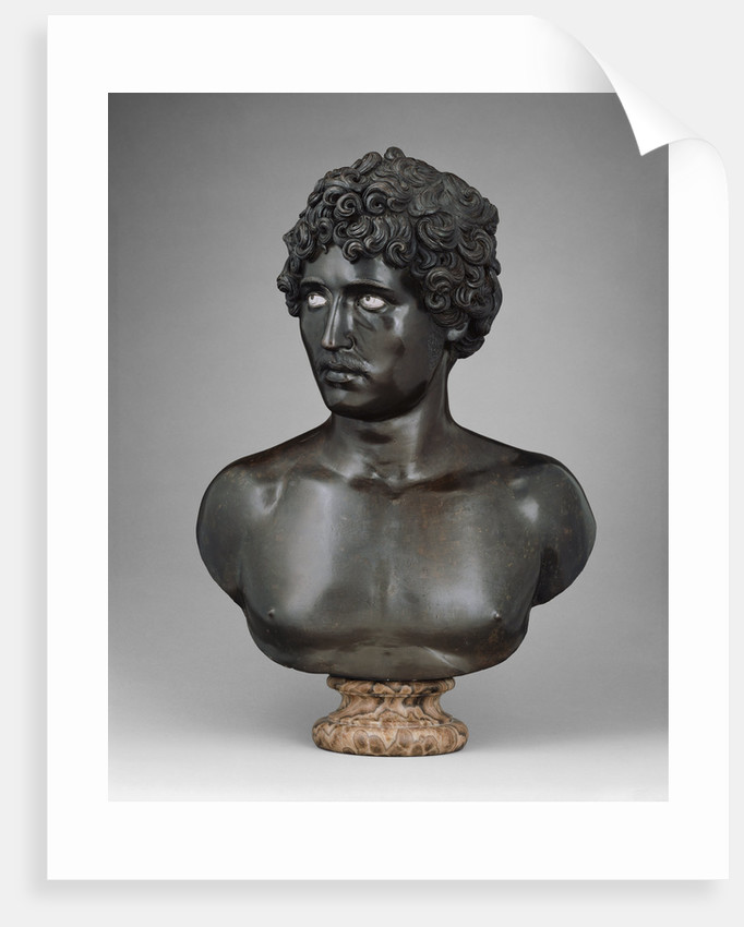 Bust of a Young Man by Antico