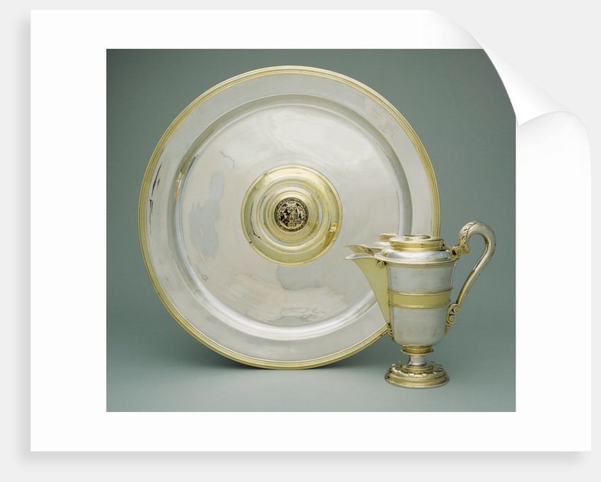Ewer and Basin by Abraham Pfleger I