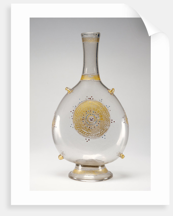 Pilgrim Flask by Anonymous