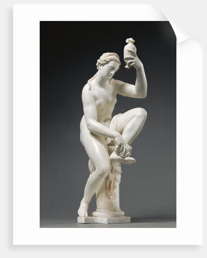 Female Figure (possibly Venus, formerly titled Bathsheba) by Giambologna