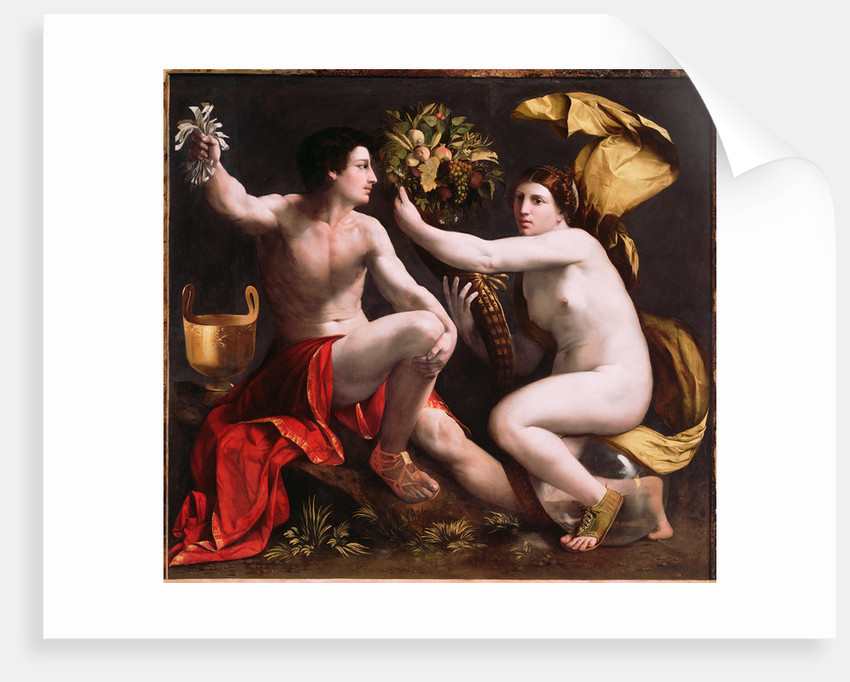 Allegory of Fortune by Dosso Dossi