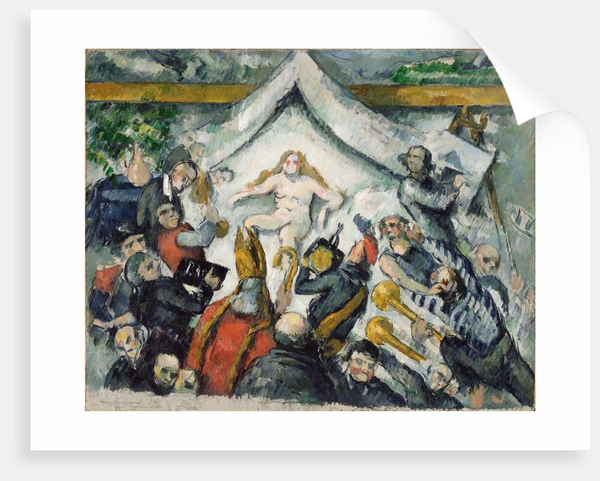 The Eternal Feminine (L'Éternel Féminin) by Paul Cézanne