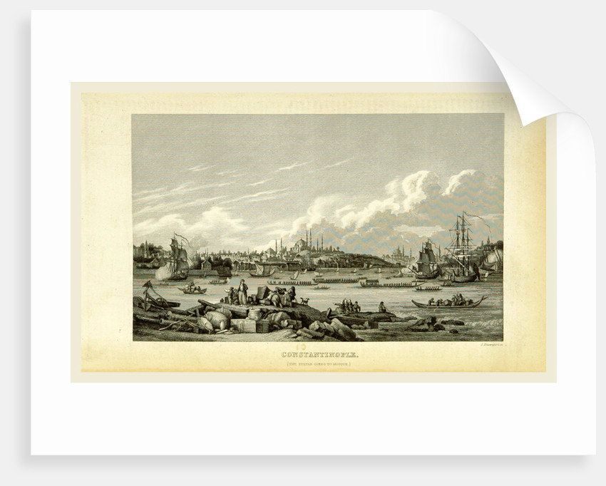 Constantinople, Istanbul by Anonymous