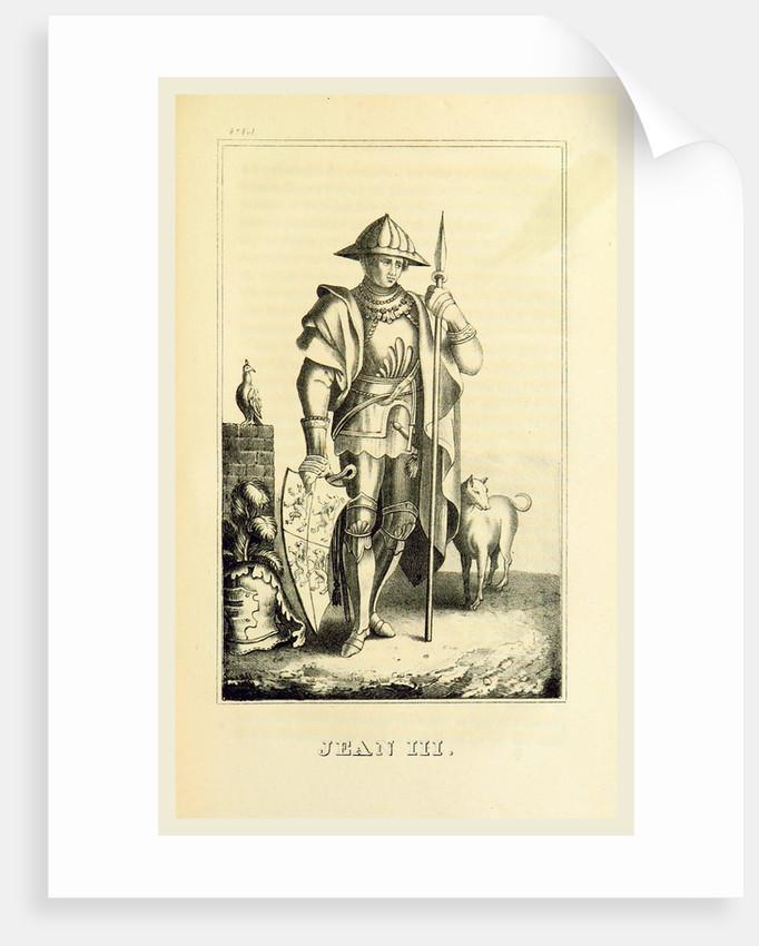 Jean III, History Belgium by Anonymous