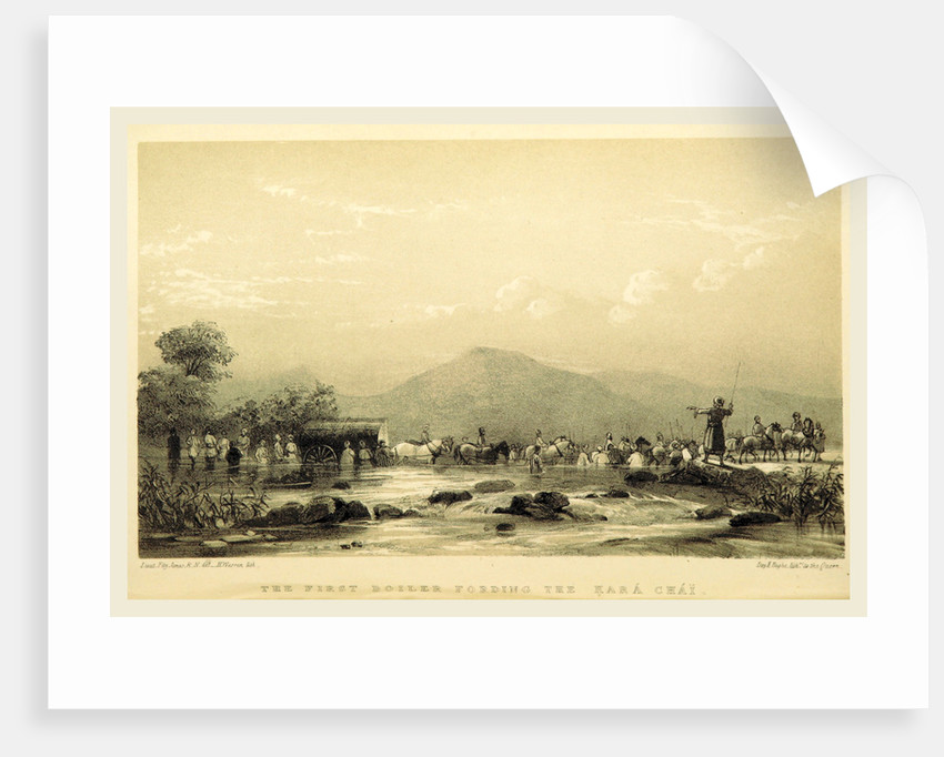 Kara Chai, Narrative of the Euphrates Expedition during the years 1835-1837 by Anonymous