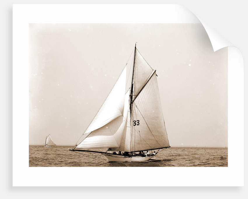 Kathleen, Atlantic Yacht Club, Kathleen (Yacht) by Anonymous