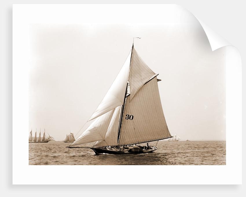 Saona (Yacht) by Anonymous