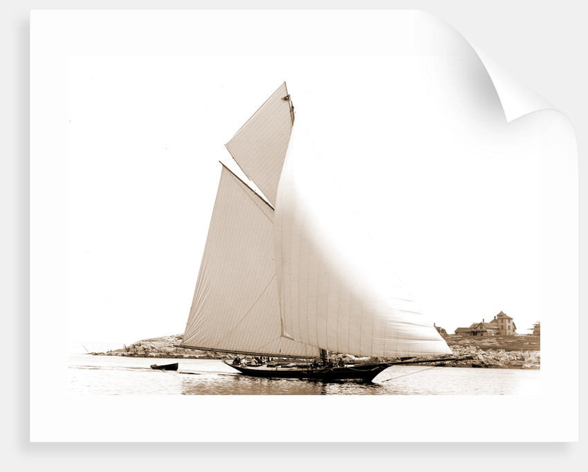 Barbara (Yacht) by Anonymous
