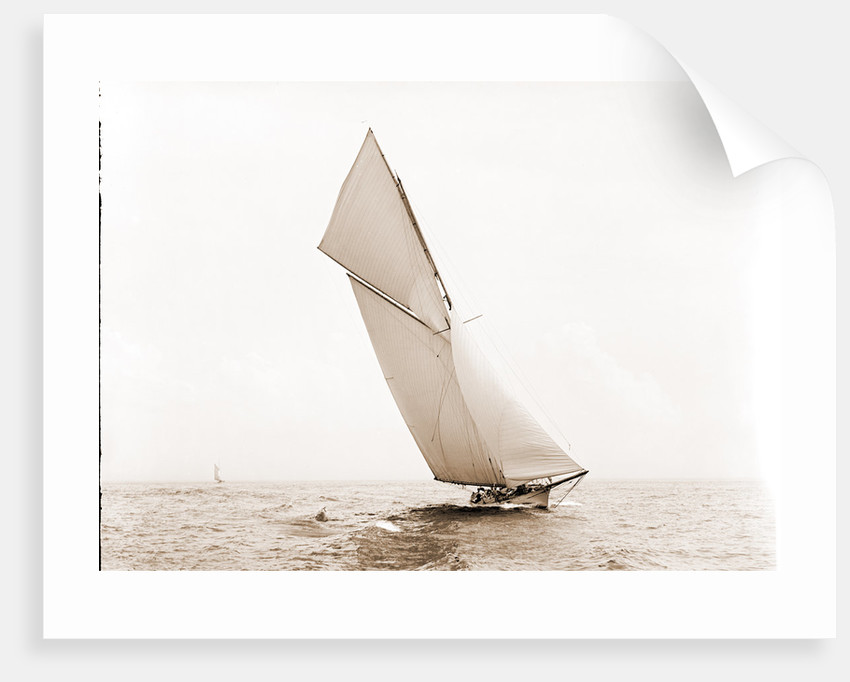 Alborak (Sloop), 1891 by Anonymous